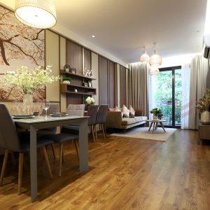 Hình ảnh nhà mẫu dự án căn hộ Akari city Bình Tân